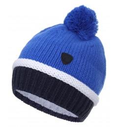 Luhta meeste kootud müts NIHDEINEN 34653-4*370