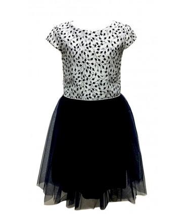 Tüdrukute pidulik kleit