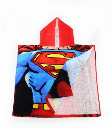 ~B sauna poncho Superman