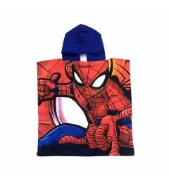 ~B sauna poncho Spiderman