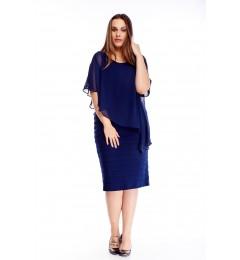 Платье с тюлем M73127/M44832 M44832*01 (2)