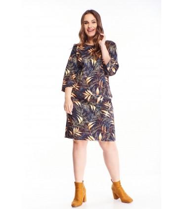 Платье с рукавами 3/4 M70210