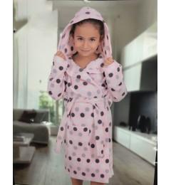 Tüdrukute hommikumantel T06-9031
