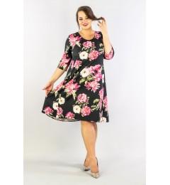Naiste lilleline kleit 283842 01 (1)