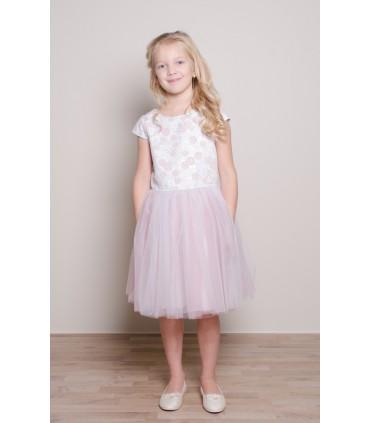 Tüdrukute kleit peo
