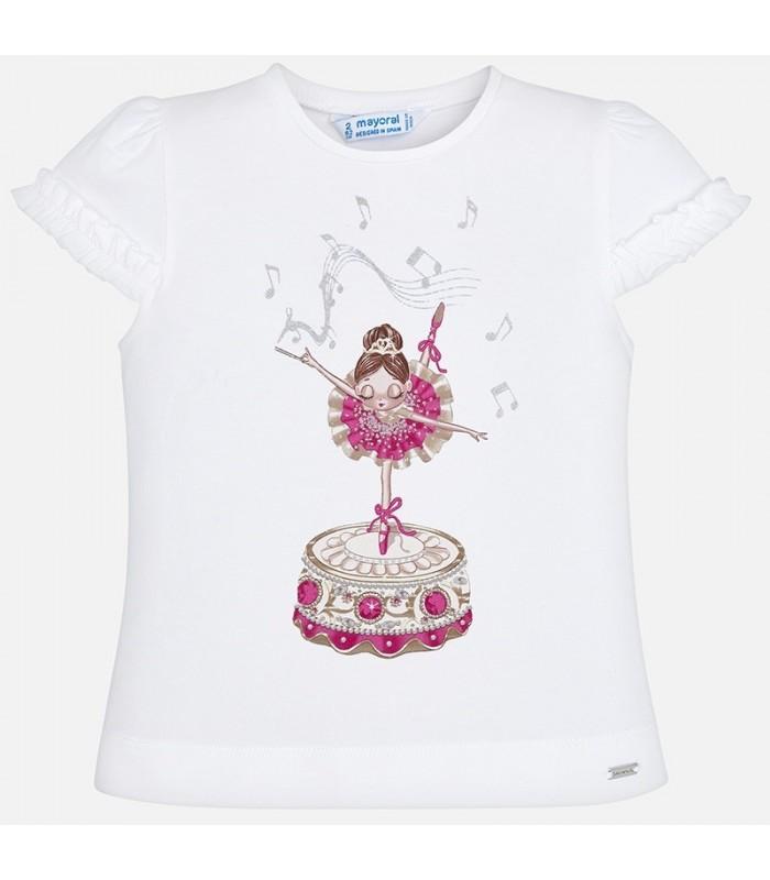 Mayoral tüdrukute T-särk 3001 3001*68 (1)