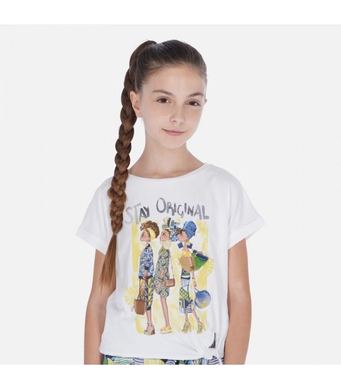 Mayoral tüdrukute särk 6020 6020*14 (1)