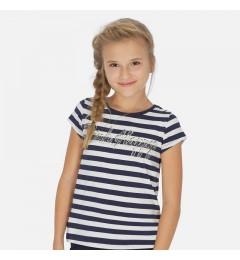 Mayoral футболка для девочек