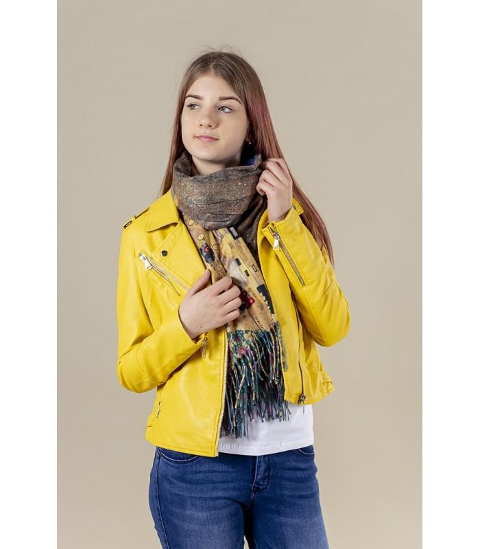 Naiste kunstnahast jakk AY595 92595 01