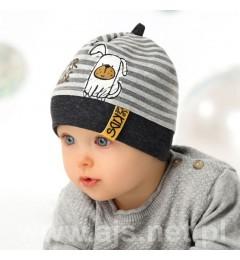 AJS beebipoiste müts 340020