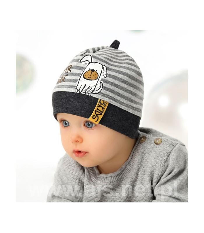 Beebipoiste müts 40-019