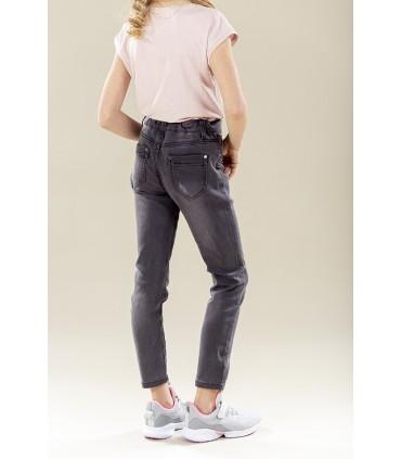 Tüdrukute teksapüksid T2-143