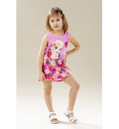 Tüdrukute Frozen kleit 1471 1471 01 (1)