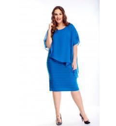 Женское платье больших размеров       M73127