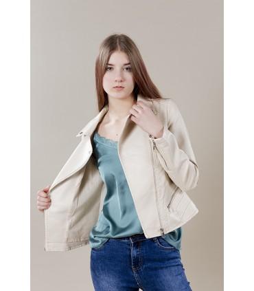 Naiste kunstnahast jakk 63059-1