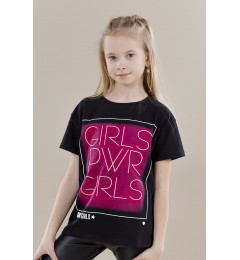 Футболка для девочек. 9260