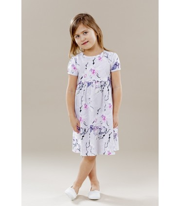 Huppa tüdrukute kleit Meril 52010000