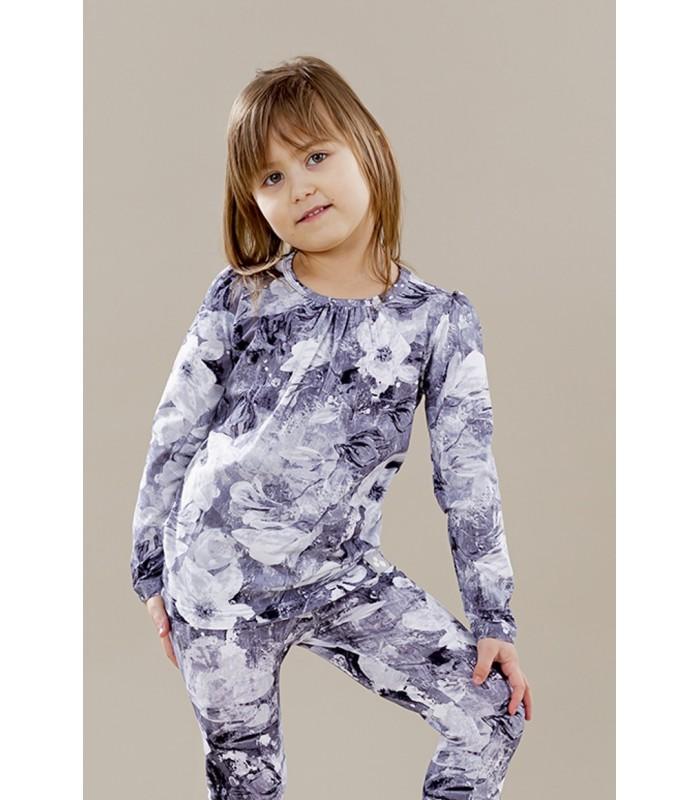 Huppa tüdrukute pikkade varrukatega t-särk Jamena 73020000 73020000*94 (2)