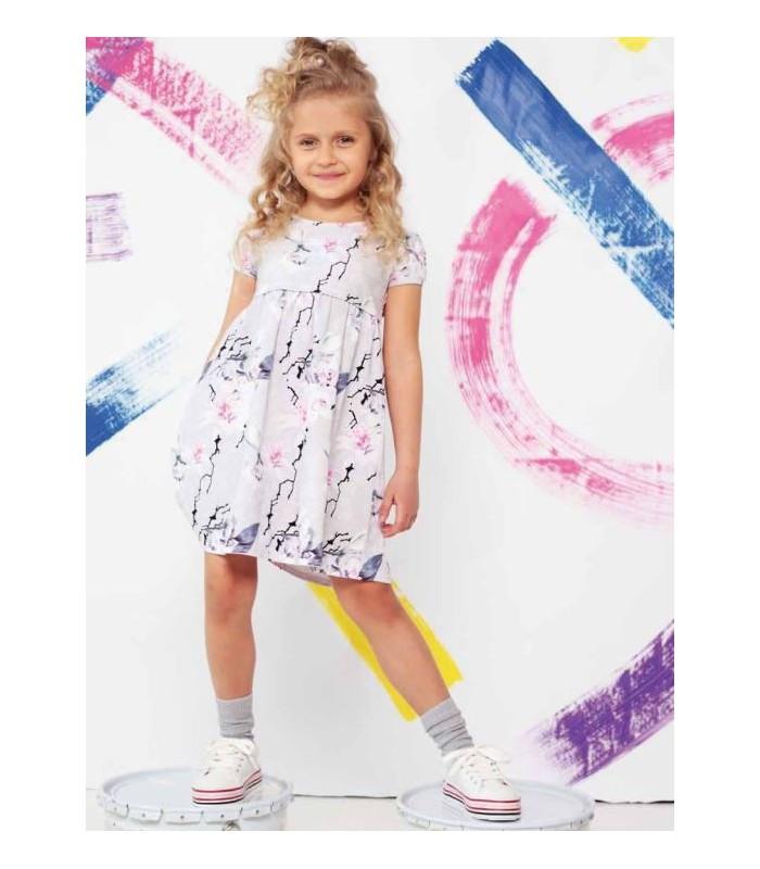 Huppa tüdrukute kleit Meril 52010000*94320 (3)