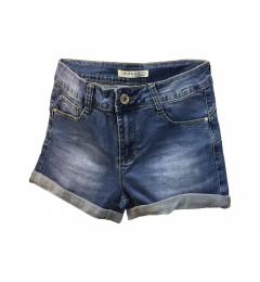 Naiste lühikesed teksapüksid G3621
