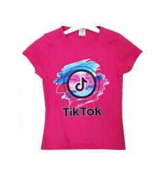 Tüdrukute t-särk TikTok 201390 03