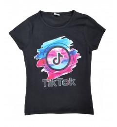 Tüdrukute t-särk TikTok 201390 01