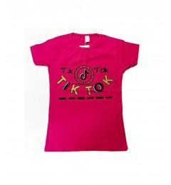 Tüdrukute t-särk TikTok 20517 02