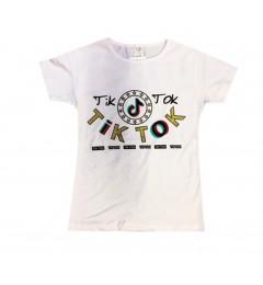 Tüdrukute t-särk TikTok 20517 01