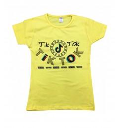 Футболка для девочки Tik Tok 205170 01