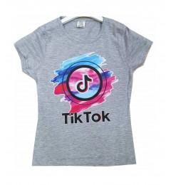Tüdrukute t-särk TikTok 201390 04