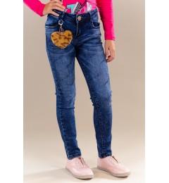 Happy House Tüdrukute teksapüksid 361288 01 (1)
