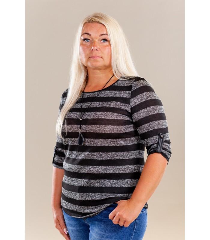 Hailys naiste triibuline džemper ELLEZ1*09 (2)