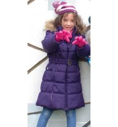 Huppa tüdrukute mantel 300g Yacaranda 12030030*70073 (3)