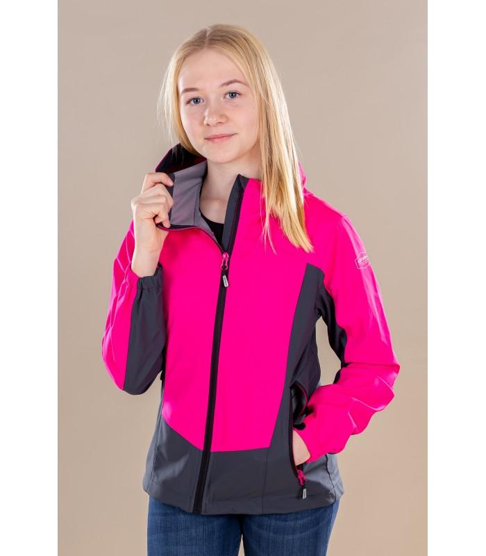 Icepeak tüdrukute softshell jope SANNI JR 51822-3 51822-3*638 (3)