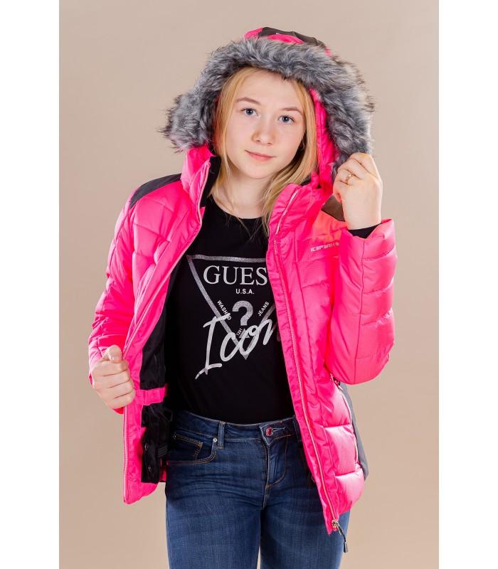 Icepeak tüdrukute talvejope 200g Hara JR 50042-2*630 (3)