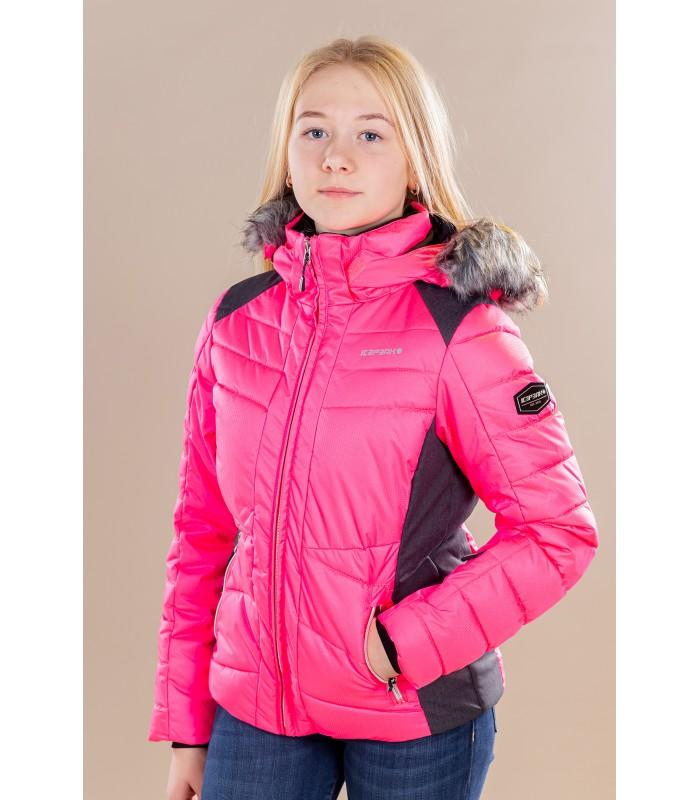 Icepeak tüdrukute talvejope 200g Hara JR 50042-2*630 (4)