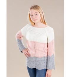 Tüdrukute džemper 81004 01 (1)