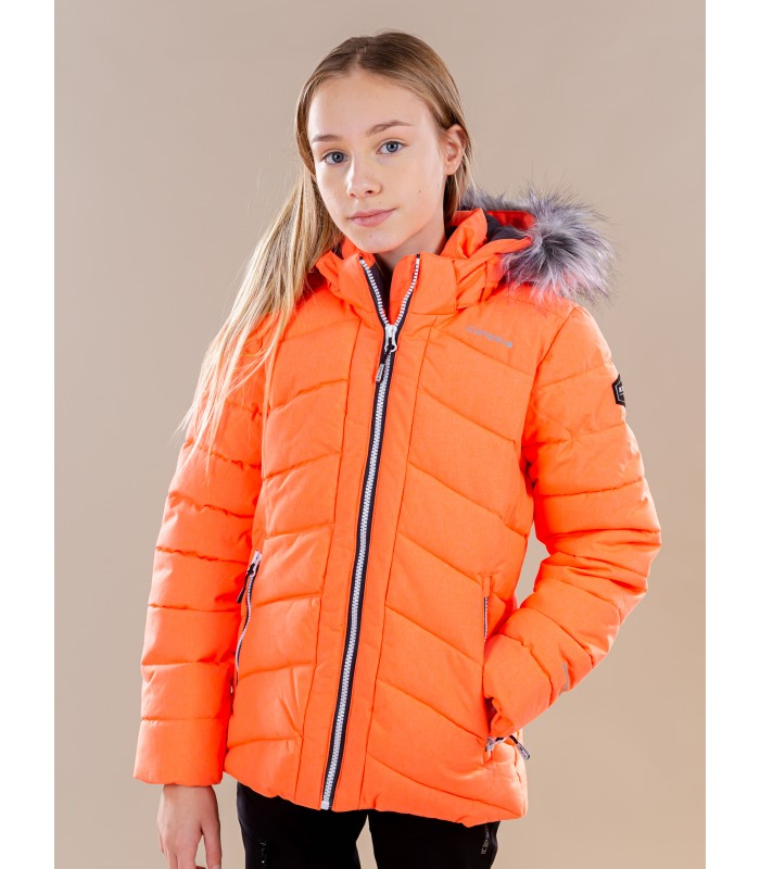 Icepeak tüdrukute talvejope 190g RANJA JR 50010-2*455 (5)