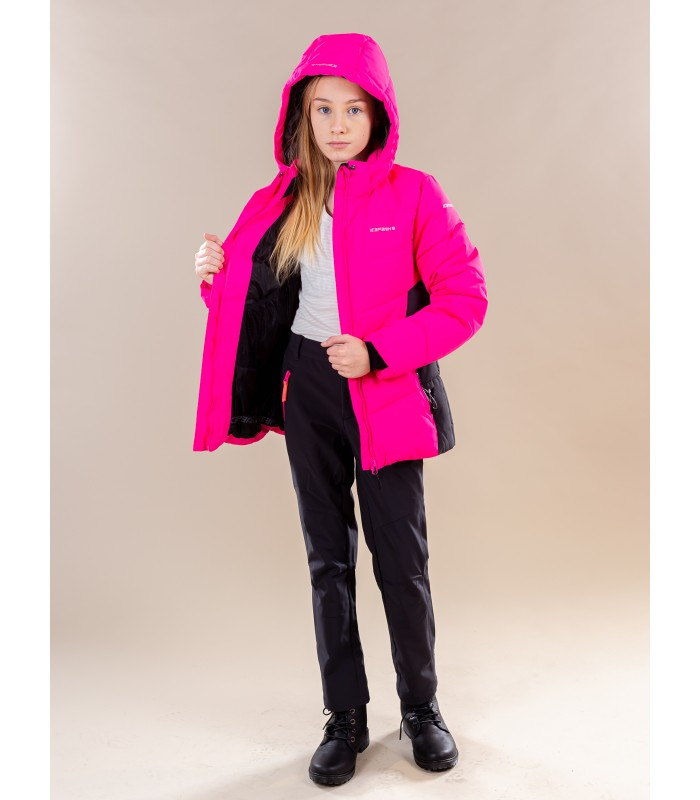 Icepeak tüdrukute jope 300g Lille JR 50036-4*630 (2)