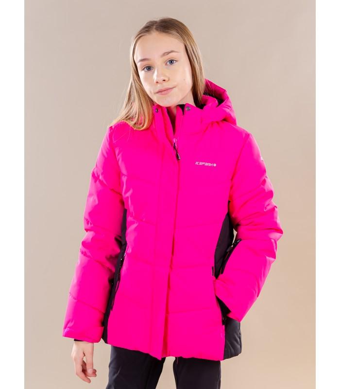Icepeak tüdrukute jope 300g Lille JR 50036-4*630 (5)