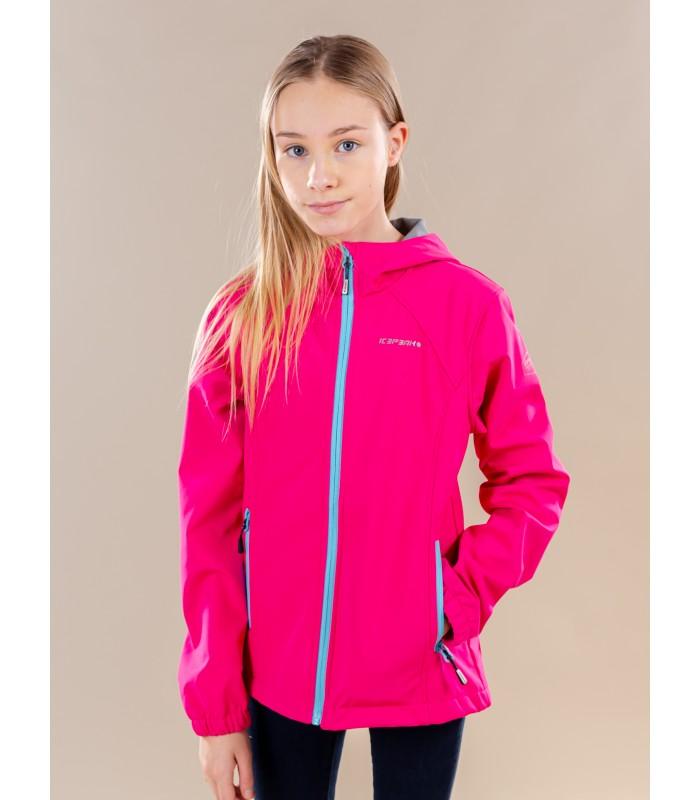 Icepeak tüdrukute softshell jope TUUA JR 51812-3 51812-3*638 (4)