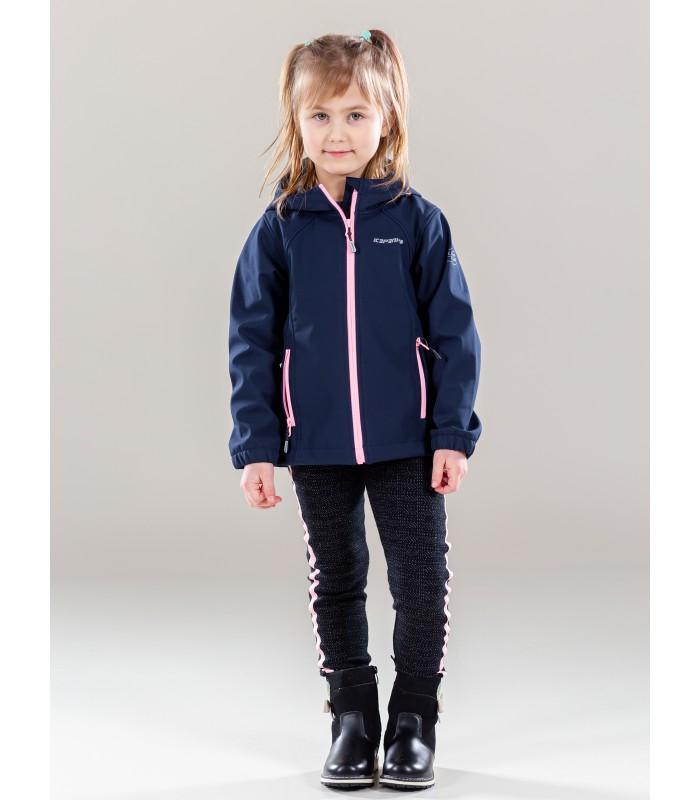 Icepeak tüdrukute softshell jope TUUA JR 51812-3 51812-3*387 (2)