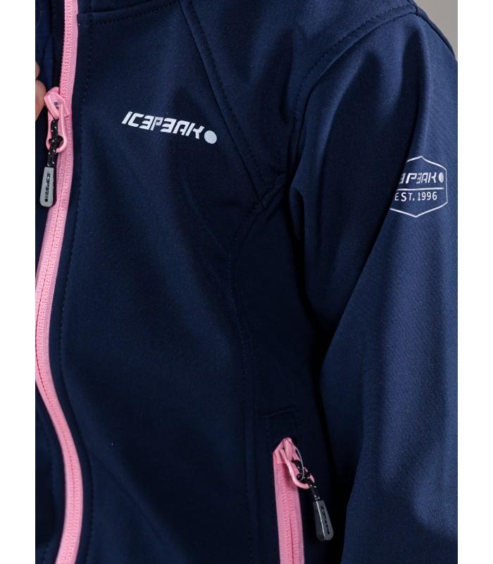 Icepeak tüdrukute softshell jope TUUA JR 51812-3 51812-3*387 (5)