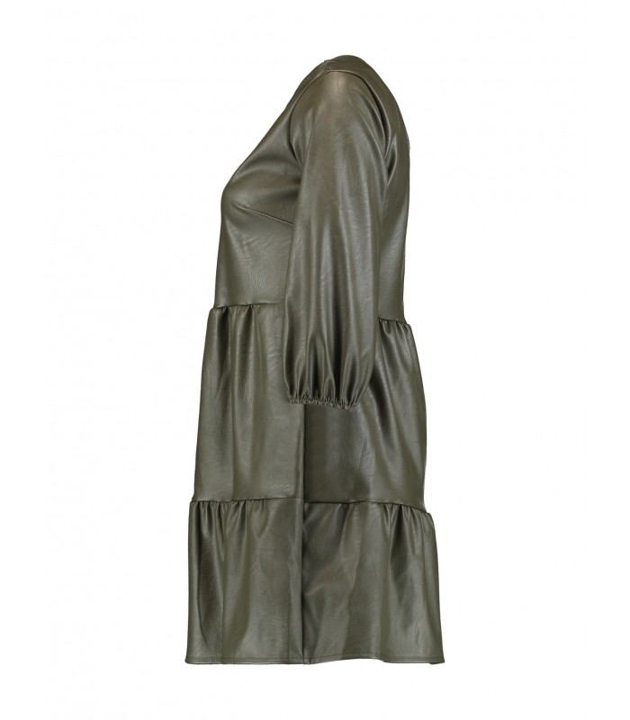 Hailys naiste kunstnahast kleit JESSIE KL*02 (2)