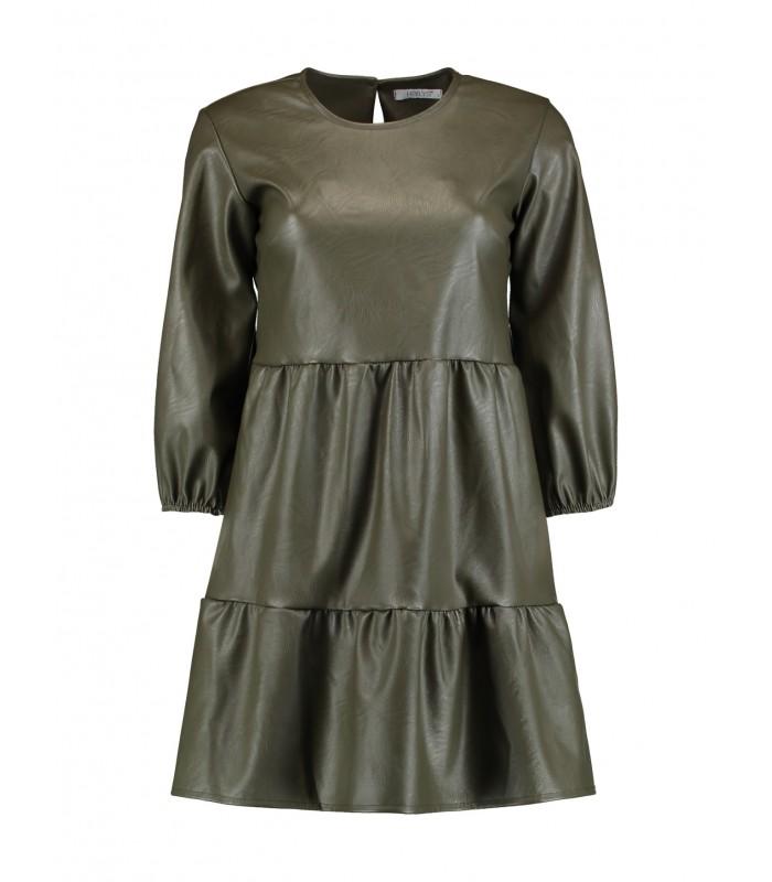 Hailys naiste kunstnahast kleit JESSIE KL*02 (3)