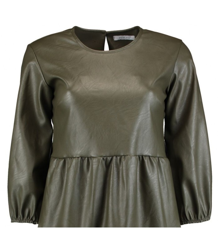 Hailys naiste kunstnahast kleit JESSIE KL*02 (4)