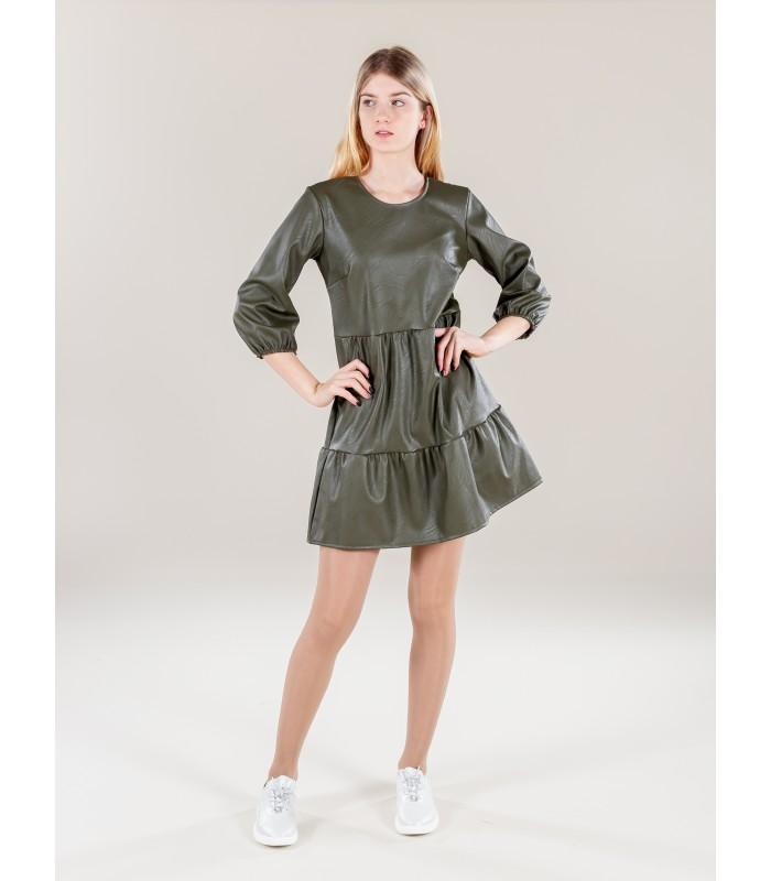 Hailys naiste kunstnahast kleit JESSIE KL*02 (7)