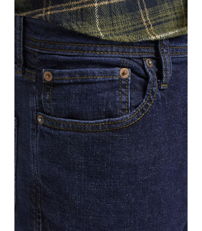 JACK & JONES meeste teksapüksid L34 Clark 12189506*02 (4)
