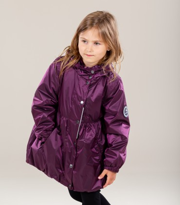 Huppa tüdrukute mantel 40g Sofia 18240004*90034 (8)