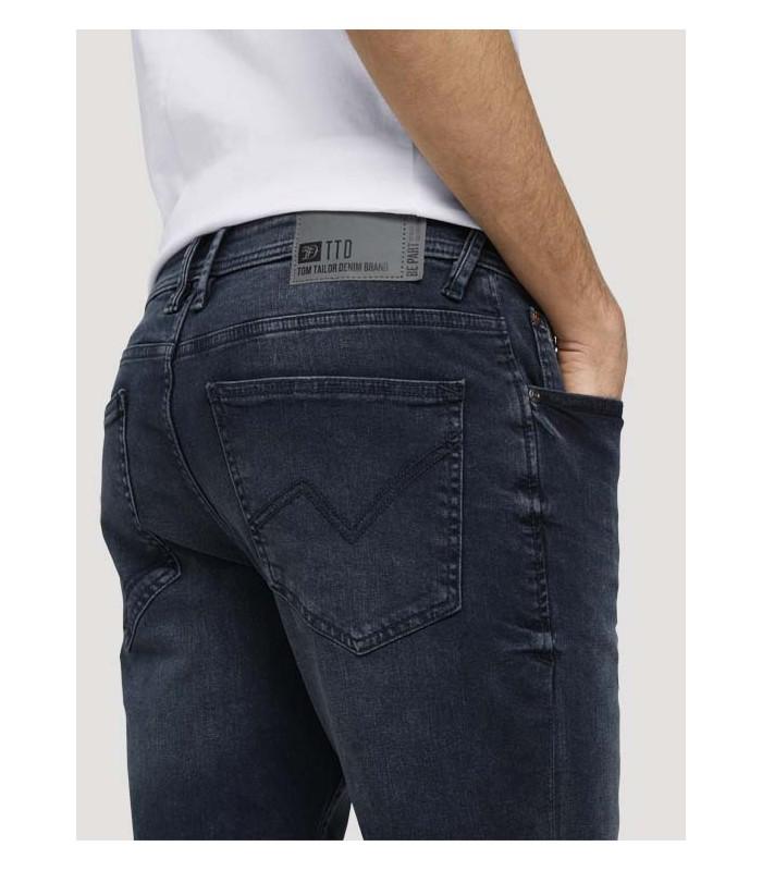 Tom Tailor meeste lühikesed teksapüksid 1024518*10172 (2)